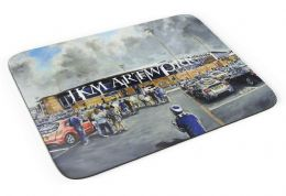proact going to the match Premium Quality Mouse mat (1)